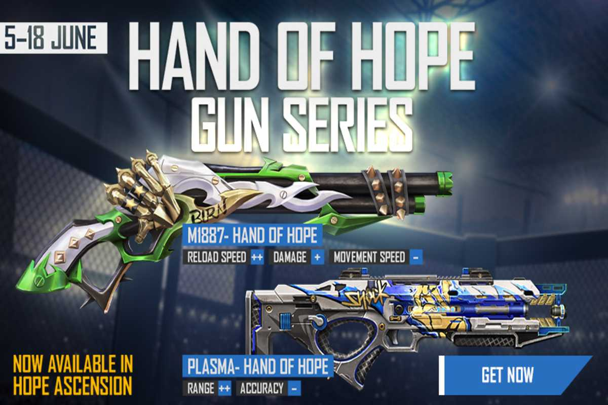 Free Fire Hope Ascension Event