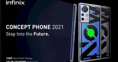 Infinix Concept Pone 2021