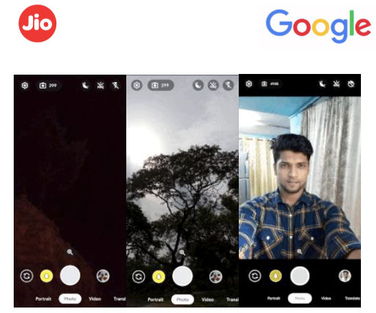 JioPhone Next offers dedicated night mode, HDR, and built-in Snapchat Lenses