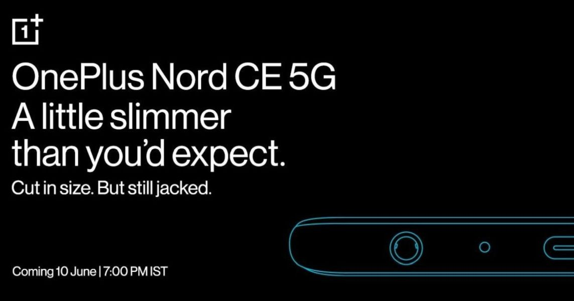 OnePlus Nord CE 5G 3.5mm audio jack-