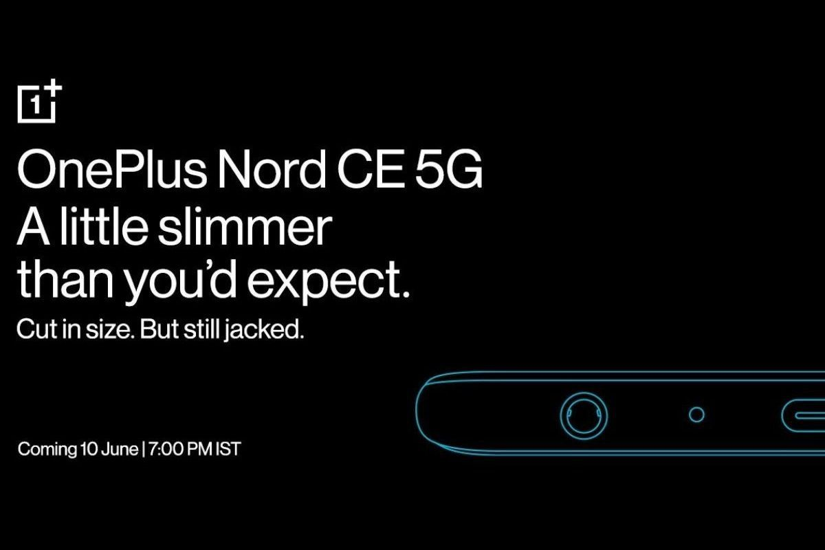 ONePlus Nord CE 5G 3.5mm audio jack