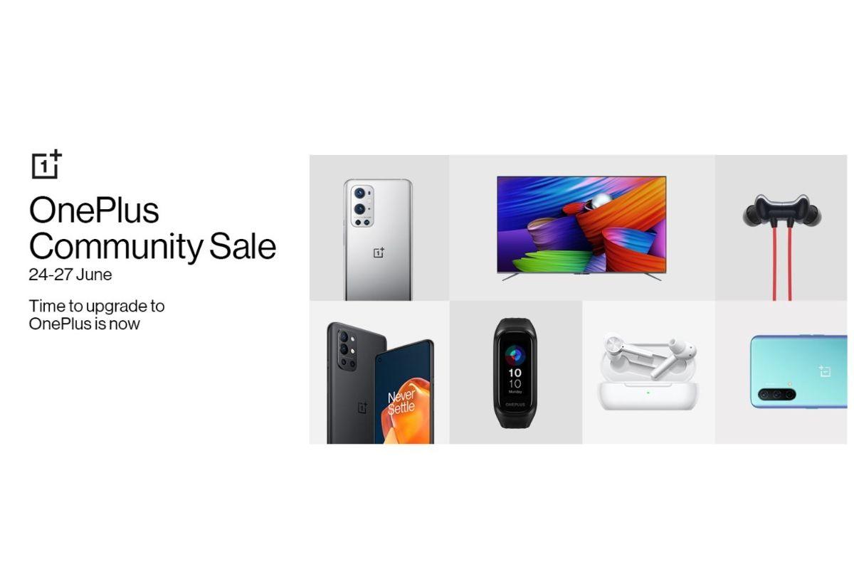 OnePlus Community Sale