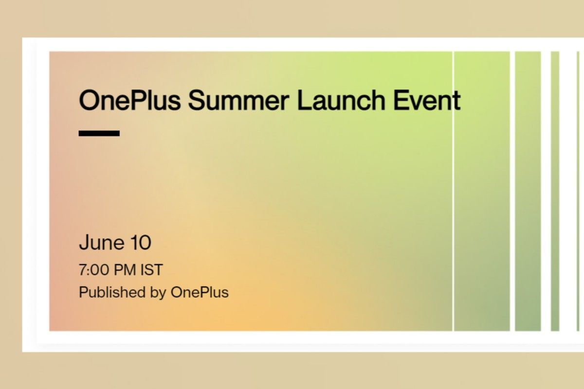 OnePlus Summer Launch Lottery