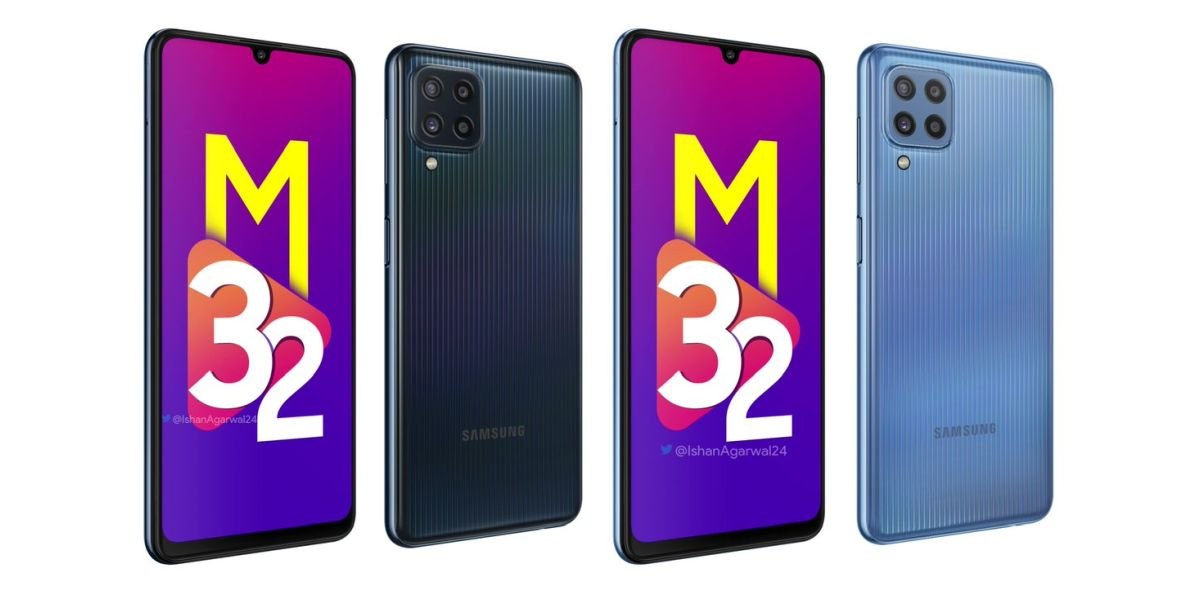 Samsung Galaxy M32-