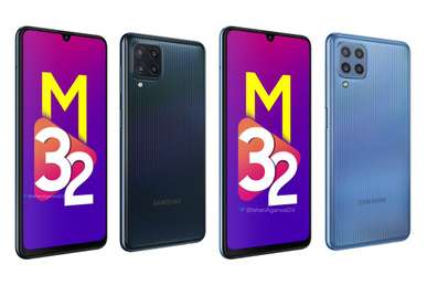 Samsung Galaxy M32 launched in India: first sale date on Amazon, launch offers