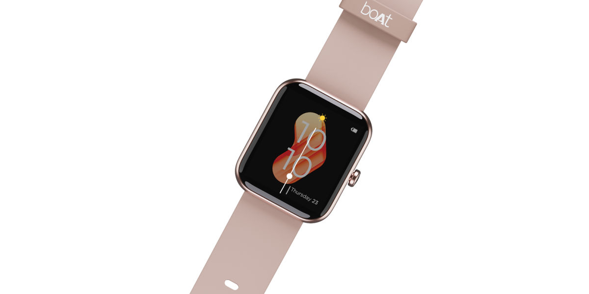 boAt Watch Xtend-