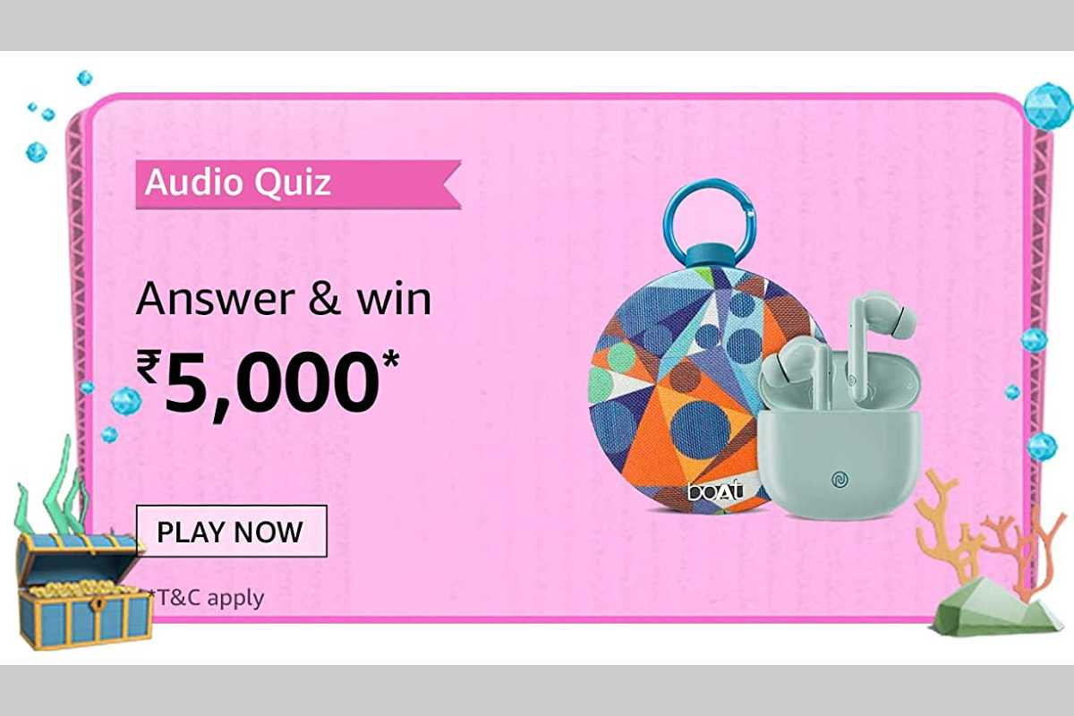 Amazon Audio Quiz