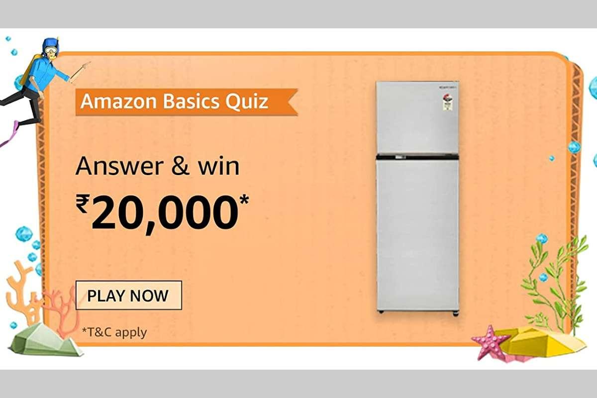 Amazon Basics Quiz