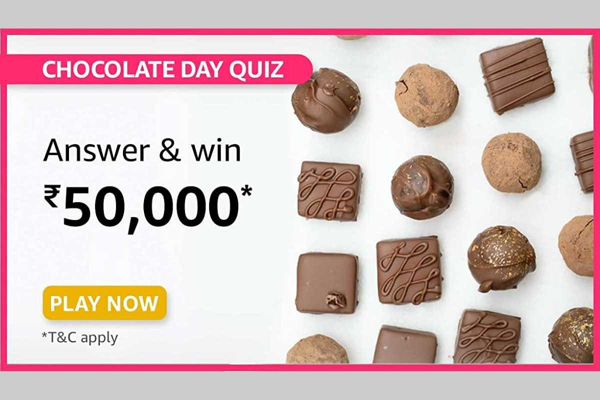 Amazon Chocolate Day Quiz