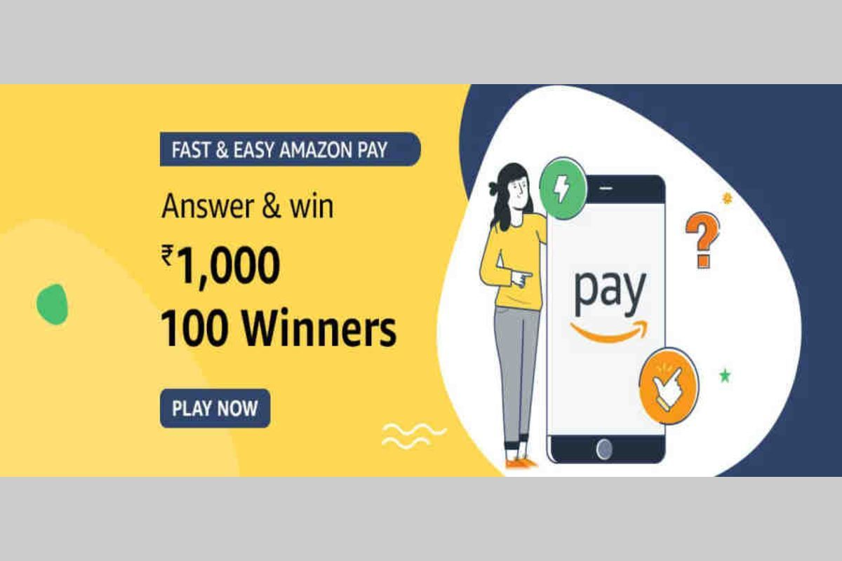 Amazon Fast and Easy Amazon Pay Quiz