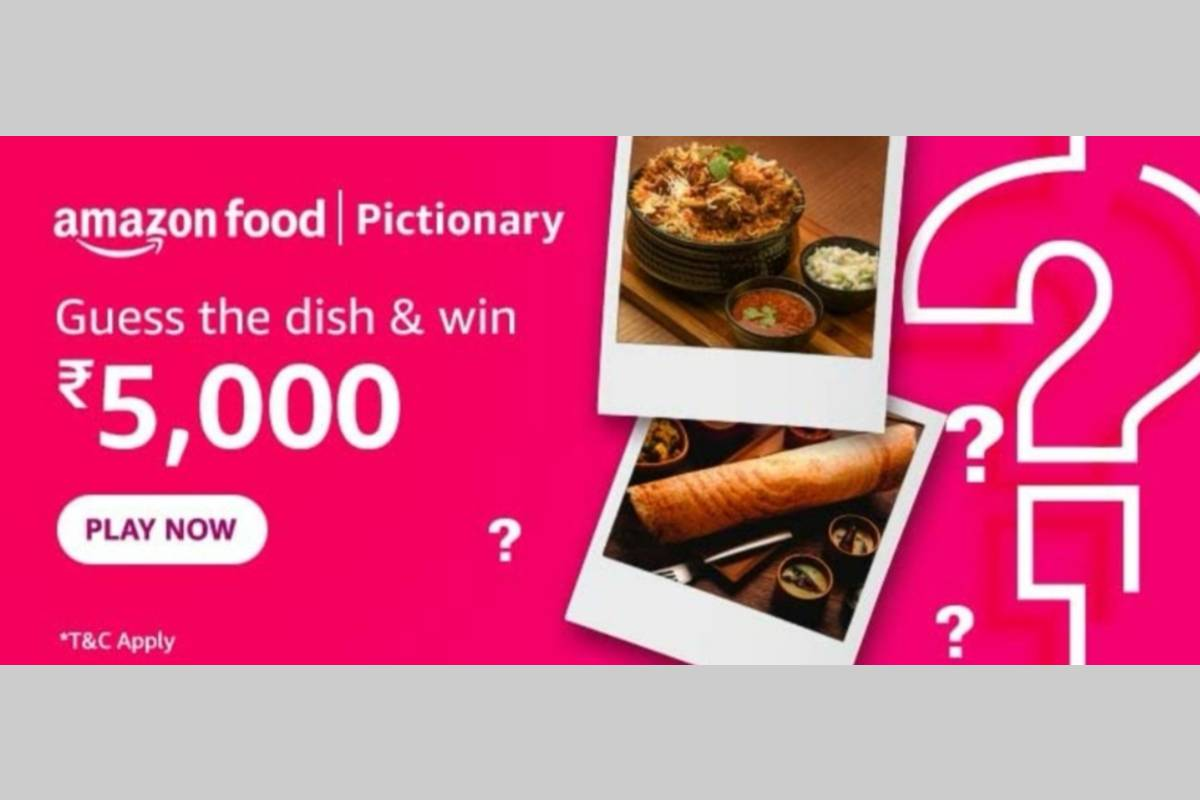 Amazon Food Pictionary (Regional Delicacies) Quiz