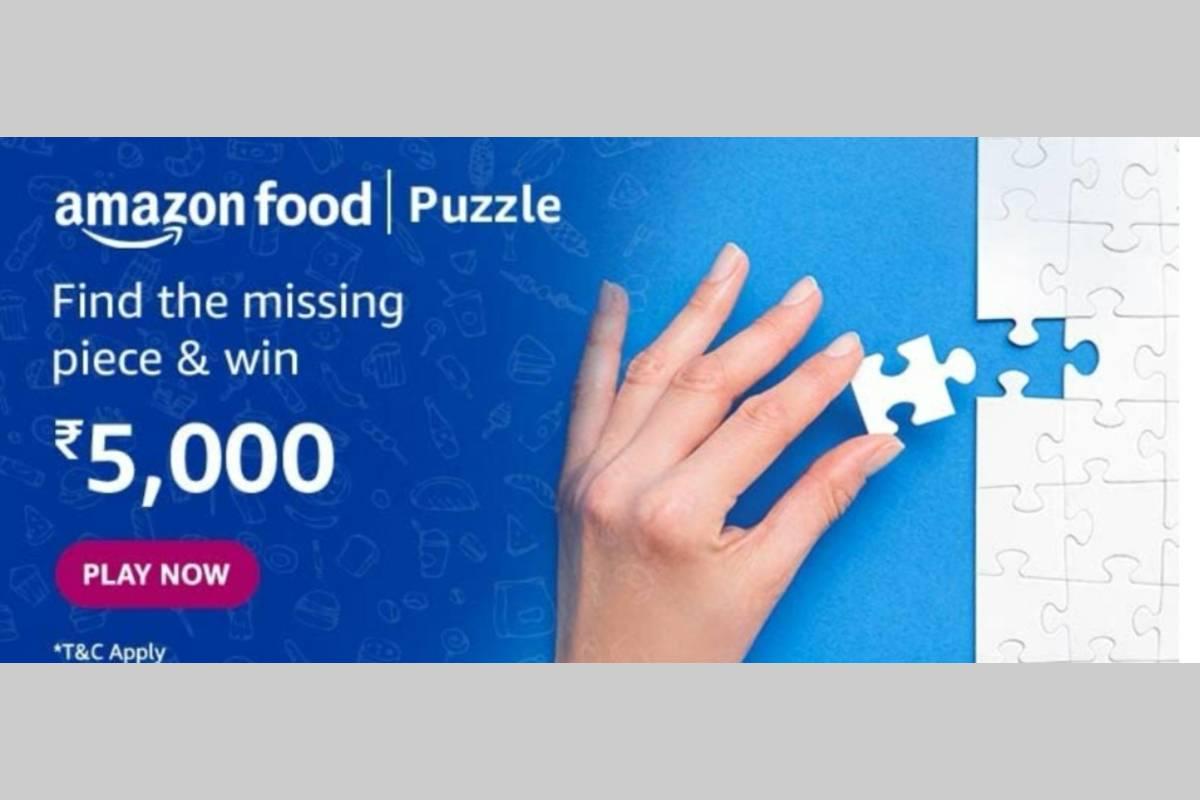 Amazon Food Puzzle Quiz