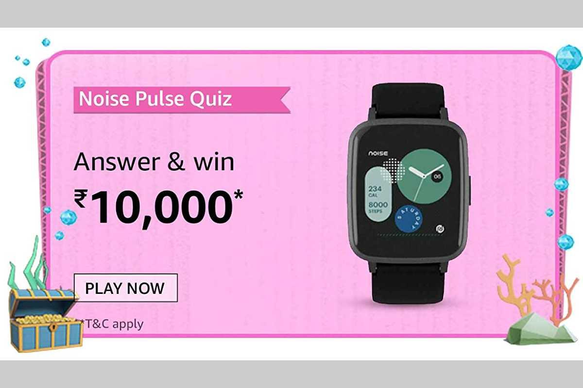 Amazon Noise Pulse Quiz