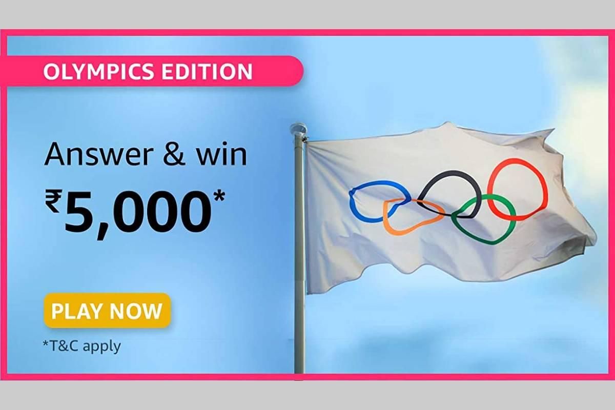Amazon Olympics Edition Quiz
