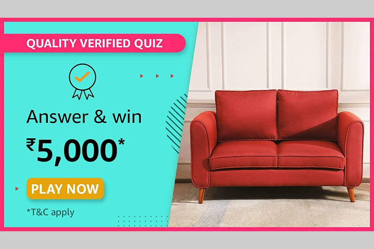 Amazon Quality Verified Quiz