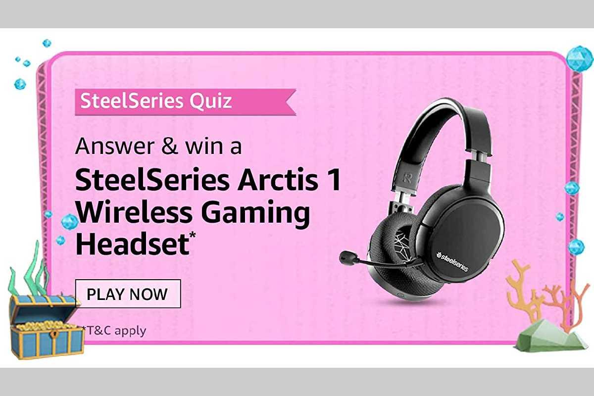 Amazon SteelSeries Quiz