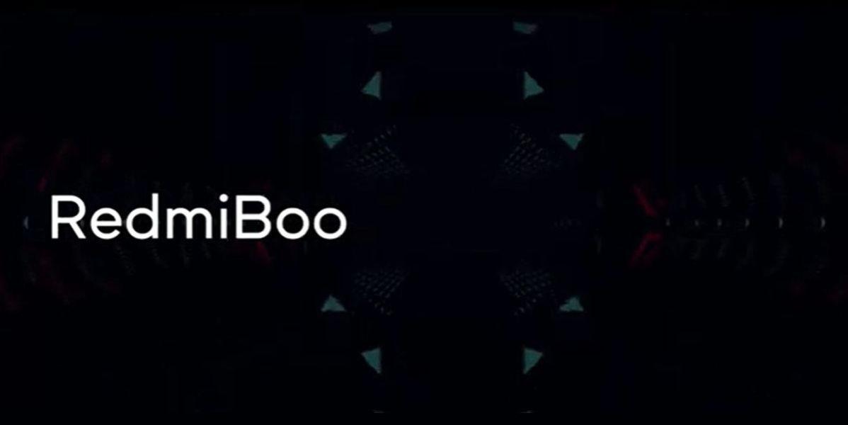 RedmiBook teaser