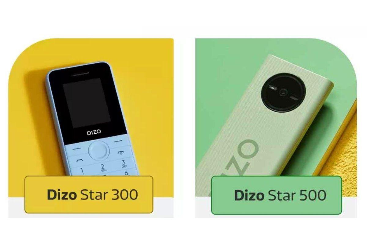 DIZO Star 500 and DIZO Star 300