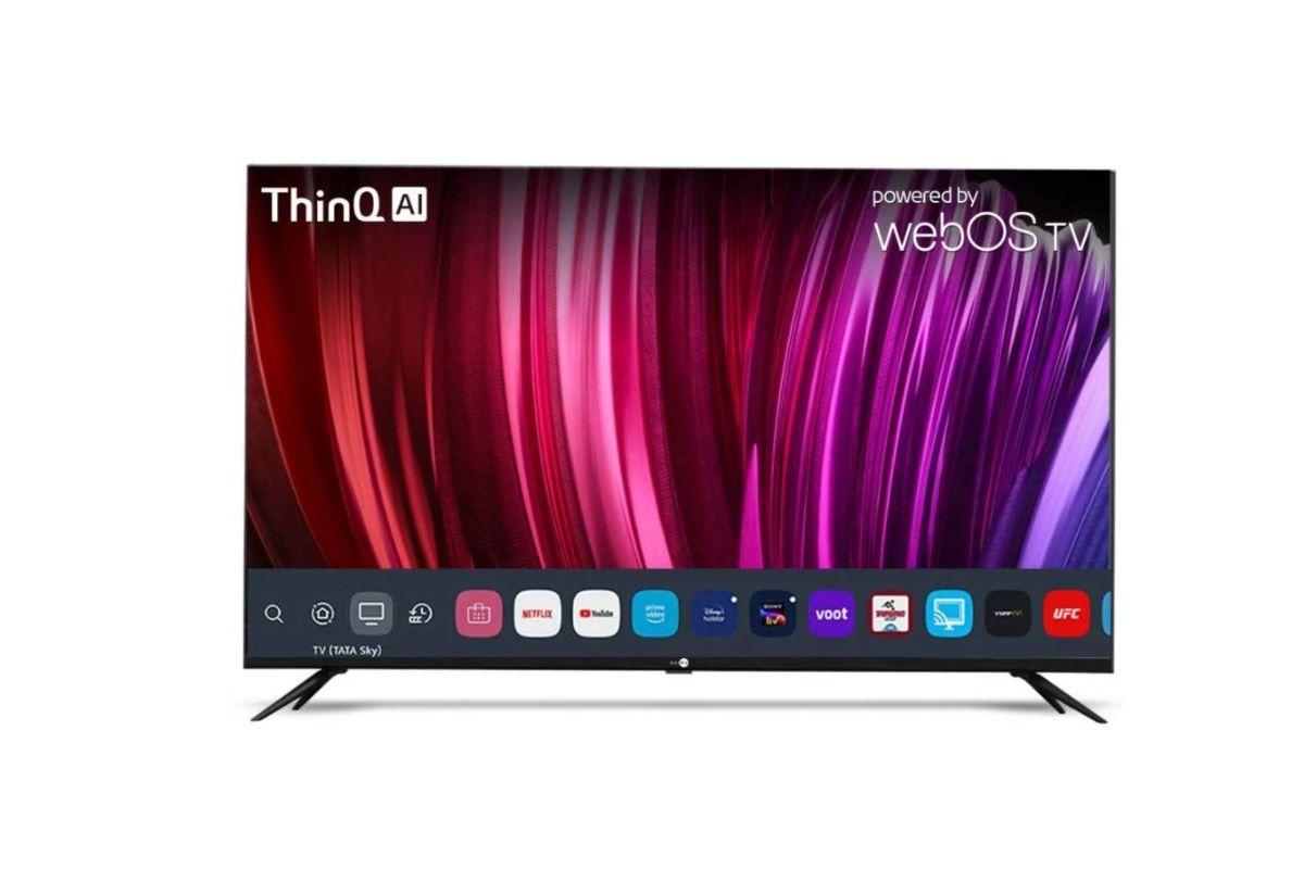 Daiwa D50U1WOS smart TV