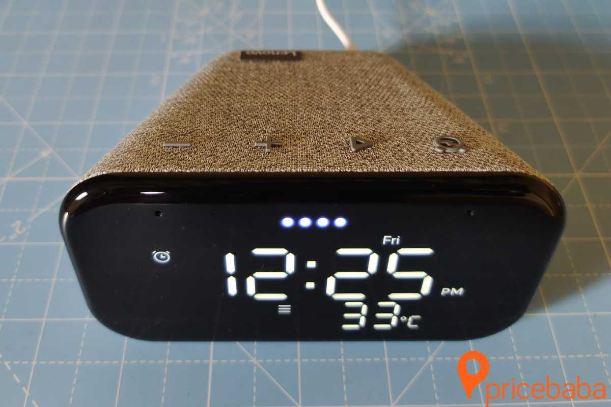 Lenovo Smart Clock Essential Review
