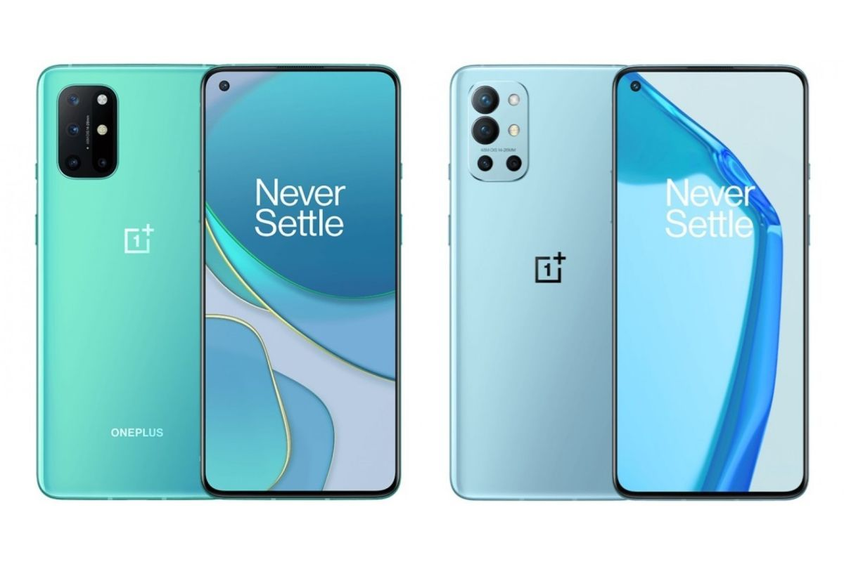OnePlus 8T and OnePlus 9R-