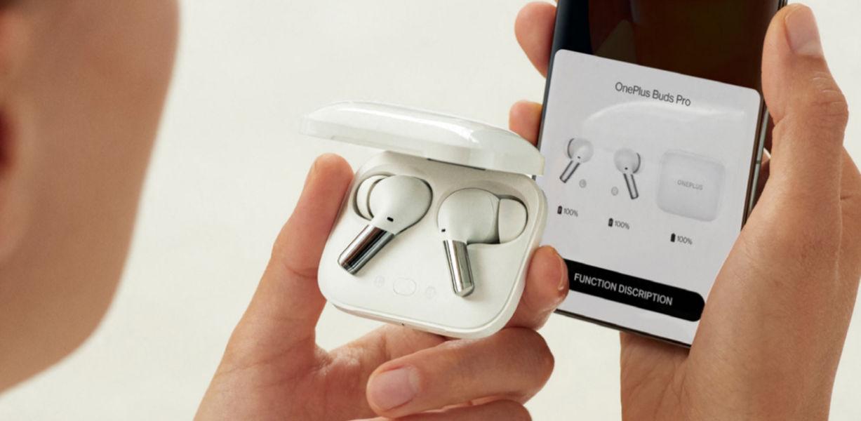 OnePlus Buds Pro TWS earbuds-