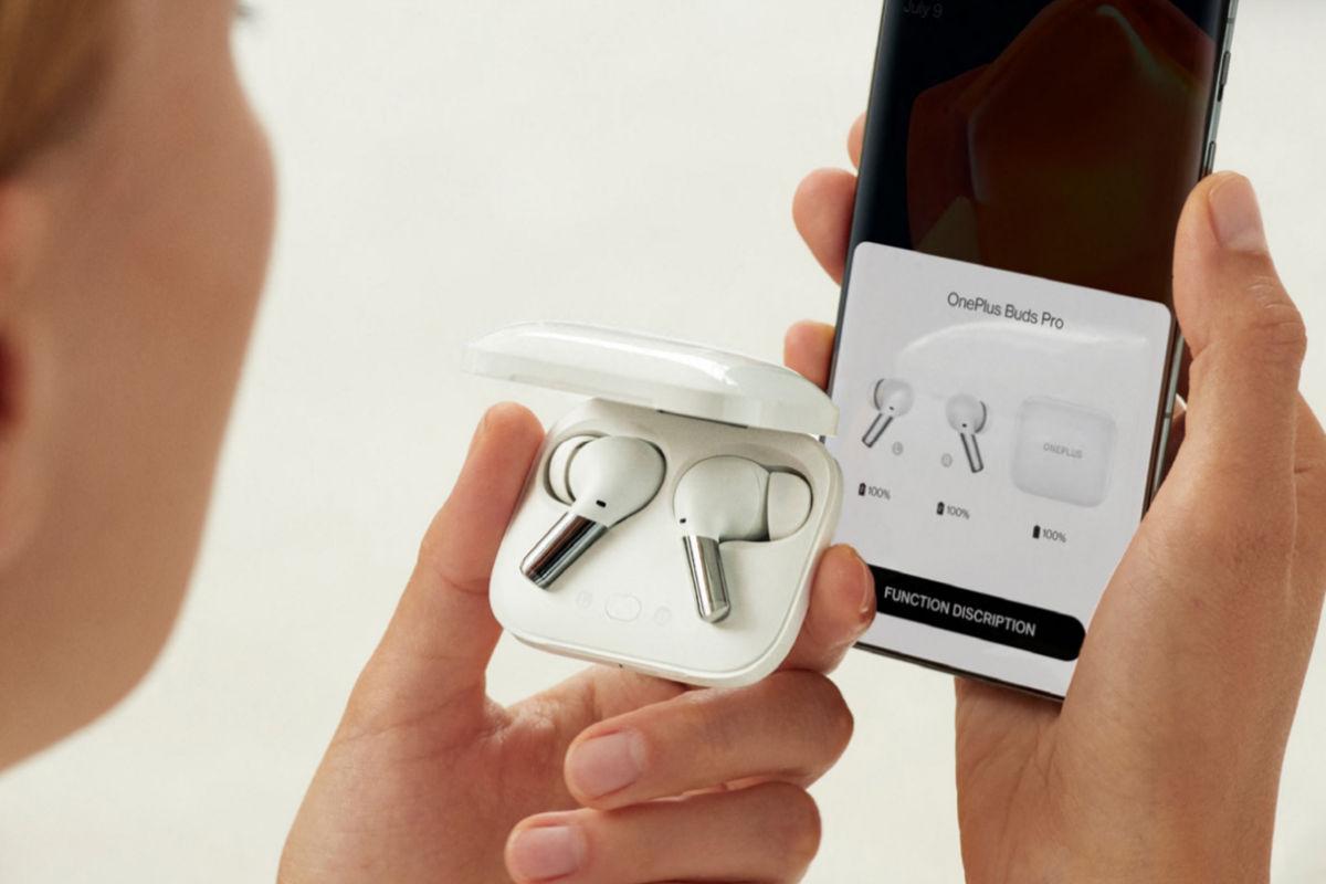 OnePlus Buds Pro TWS earbuds