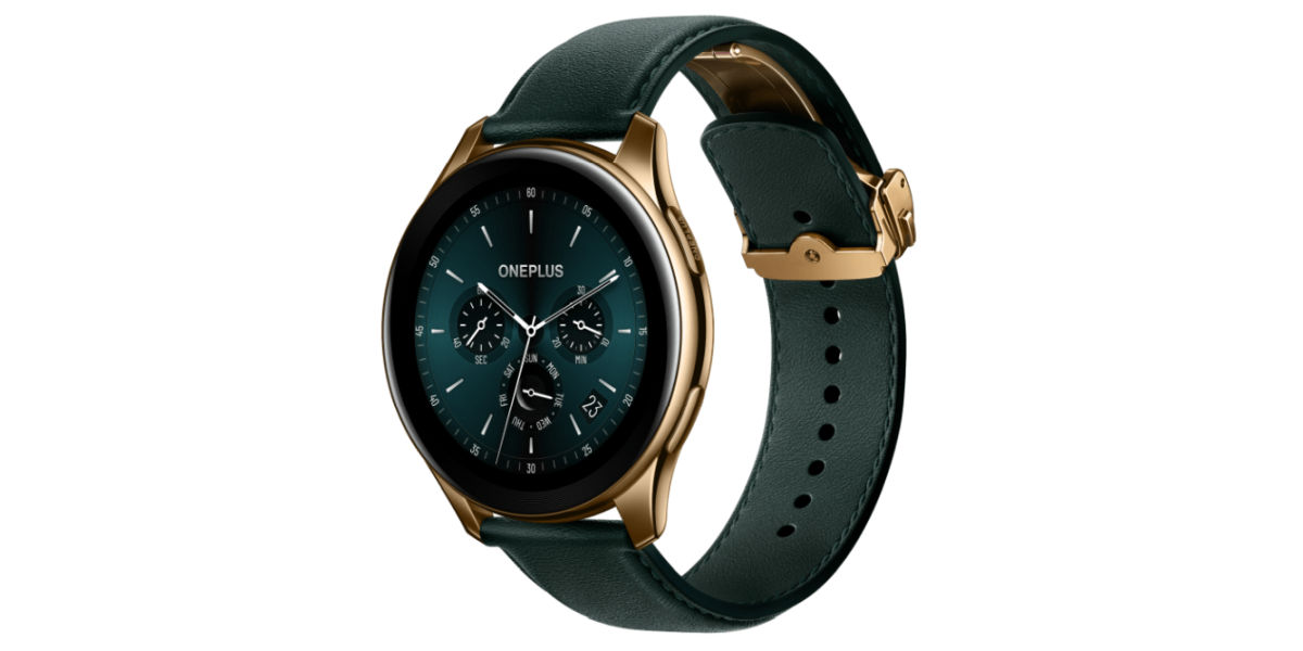 OnePlus Watch Cobalt Limited Edition-