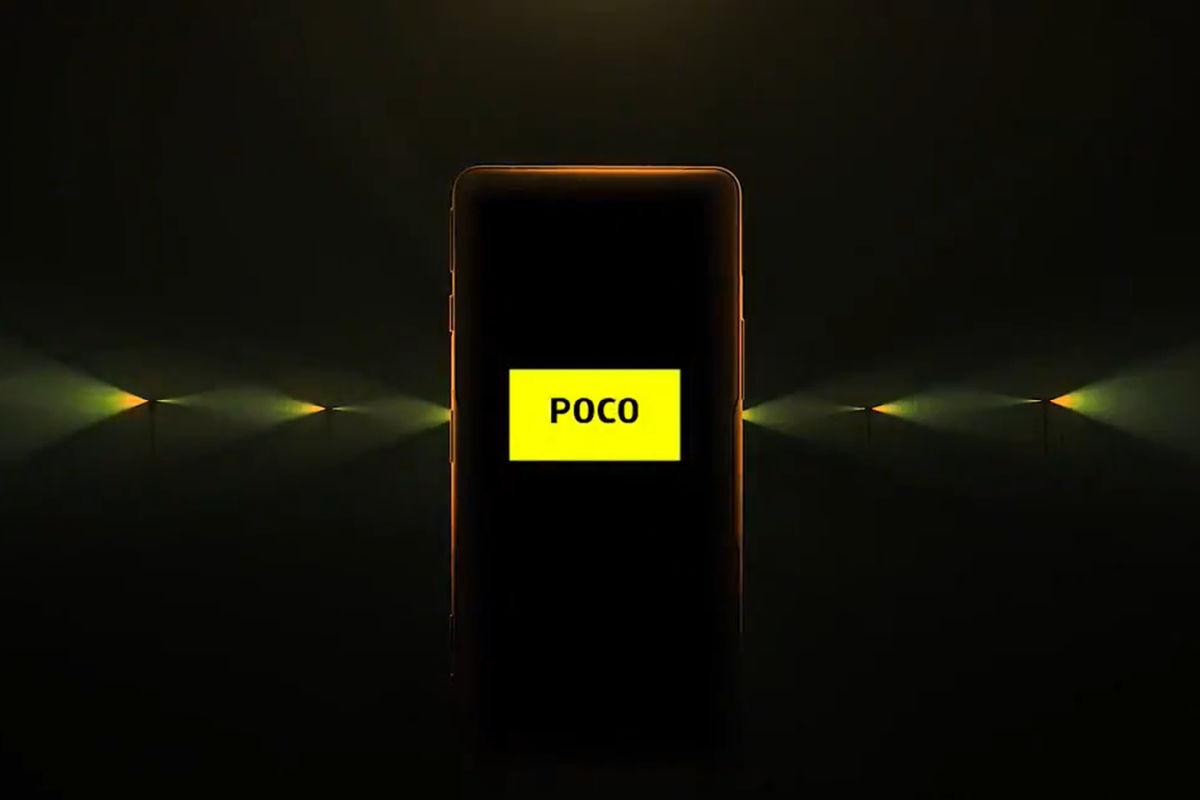 POCO F3 GT design teased