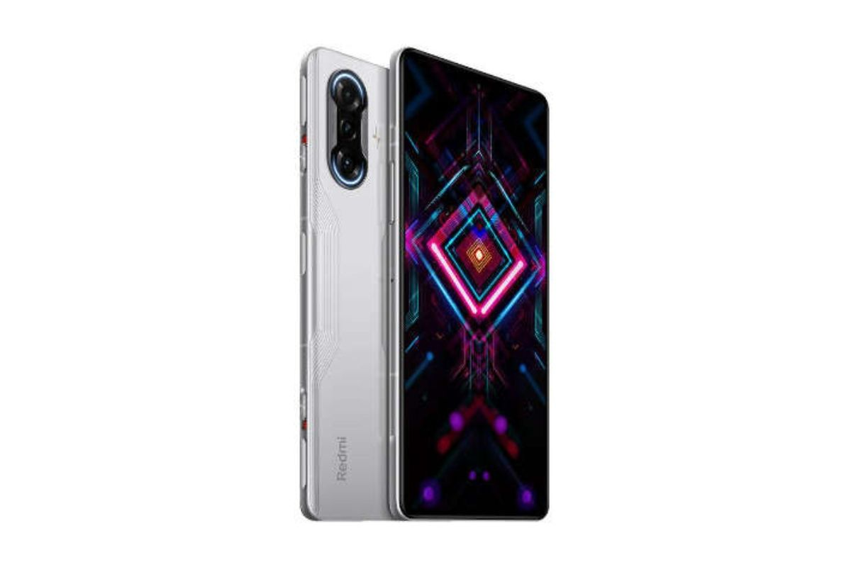 The POCO F3 GT is a rebranded Redmi K40 Gaming Edition for India