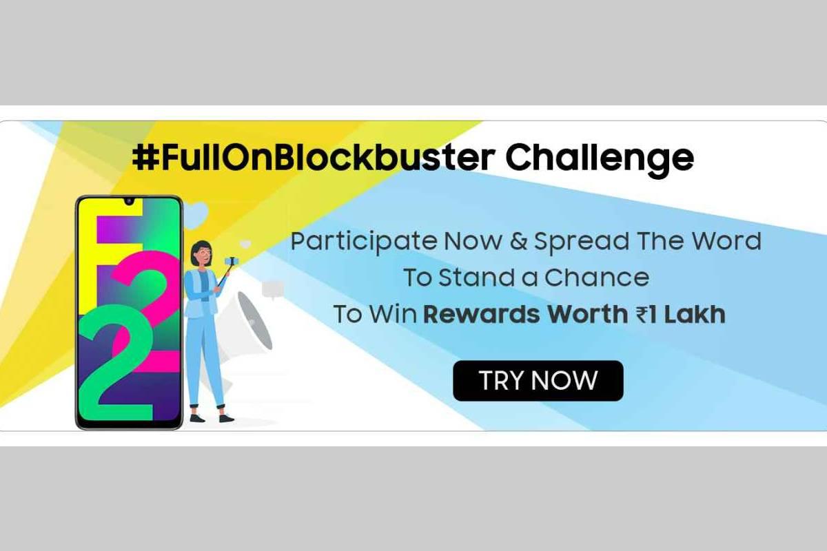 Samsung Galaxy F22 FullOnBlockbuster Quiz