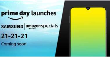 Samsung Galaxy M21 (2021) launch date teaser-