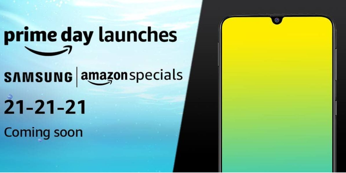 Samsung Galaxy M21 (2021) launch date teaser