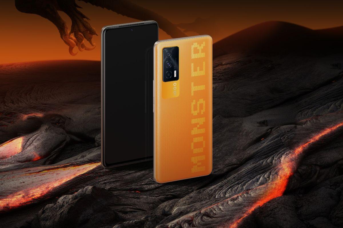 iQOO 7 5G Monster Orange