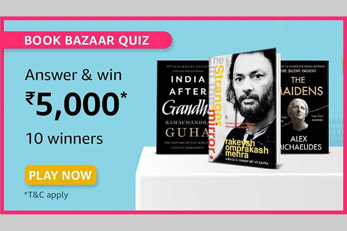 Amazon Book Bazaar Quiz