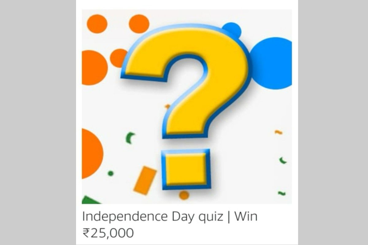 Amazon Independence Day Quiz