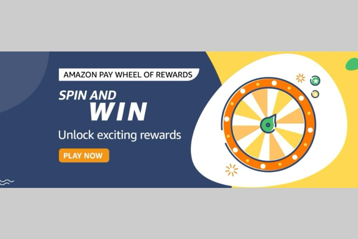 Amazon Pay Wheel of Rewards Spin and Win Quiz