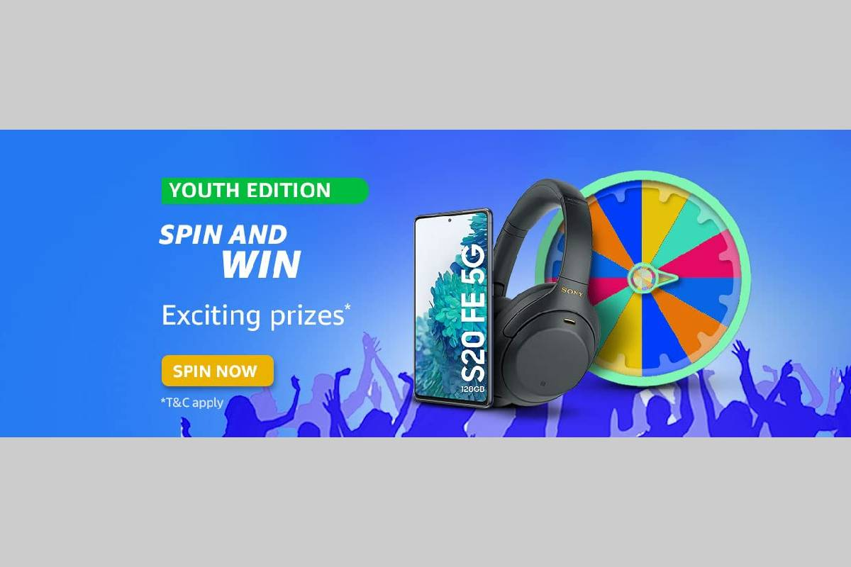 Amazon Youth Edition Spin and Win Quiz