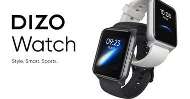 DIZO Watch