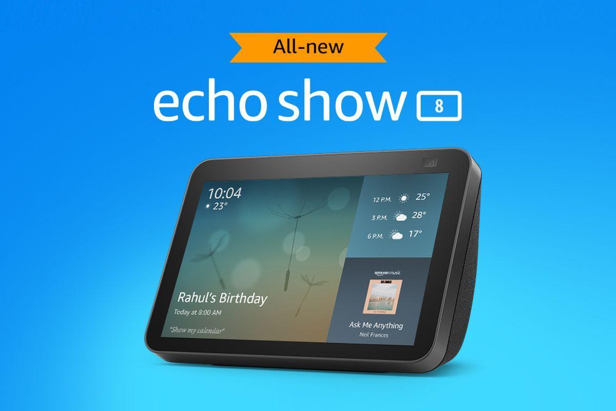 Echo Show 8_2nd Gen