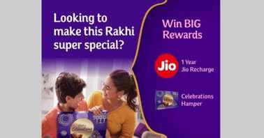 JioEngage Rakhi Celebrations Contest
