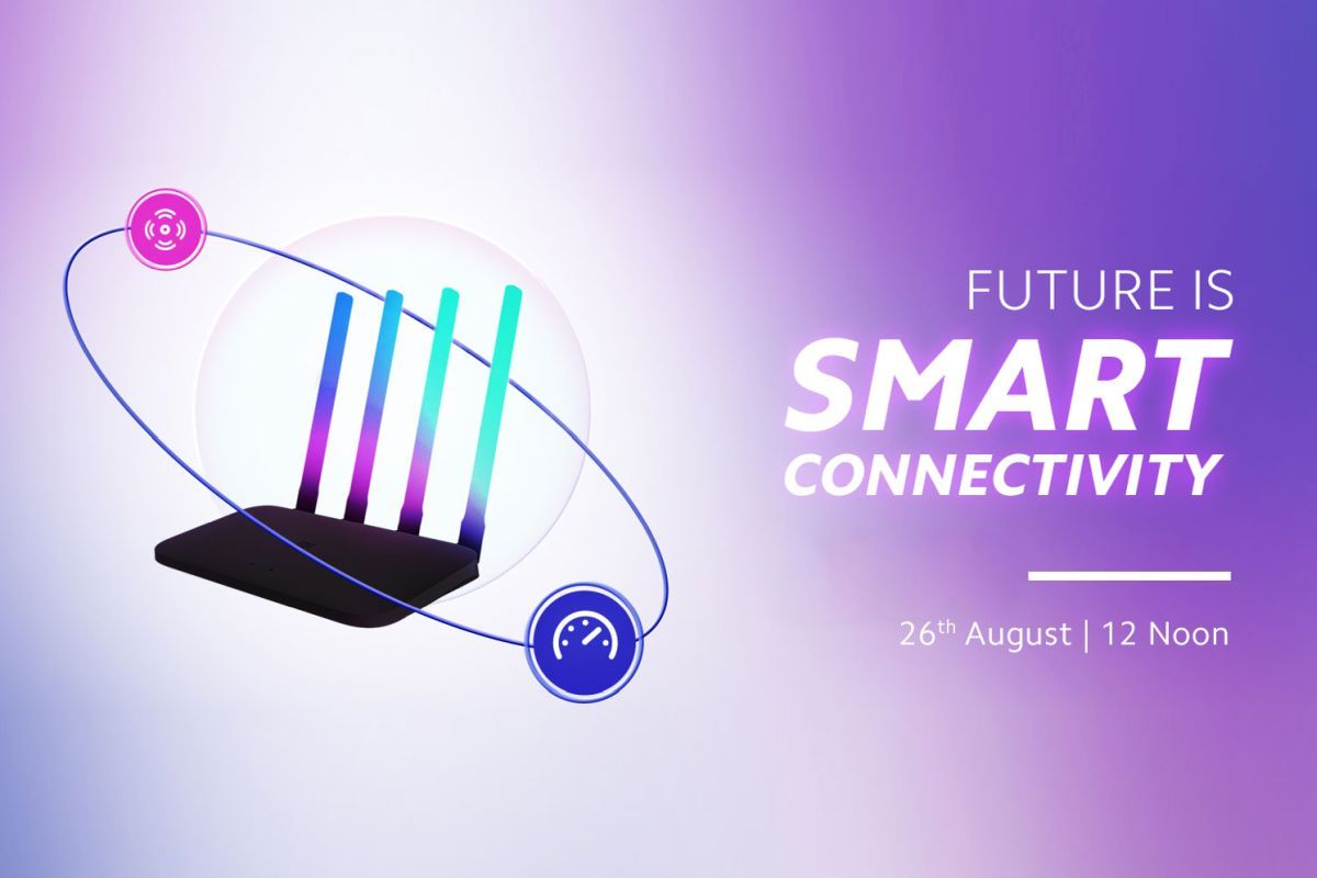 MI Smart Wi-Fi router