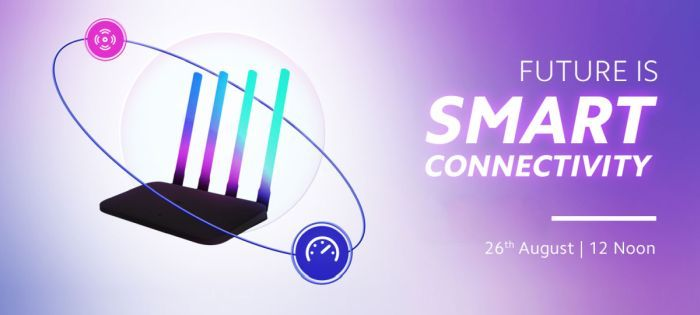MI Smart Router