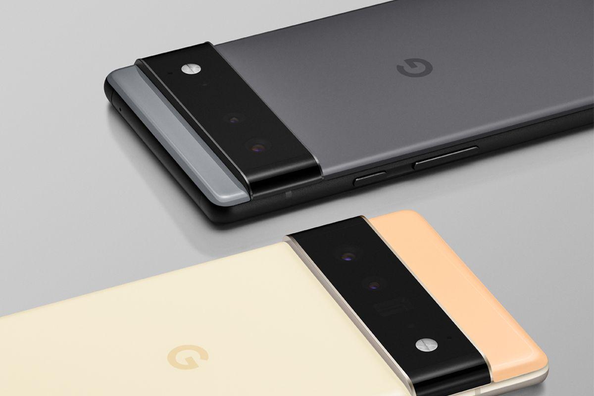 Pixel 6 series