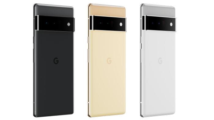 Google Pixel 6 Pro official renders