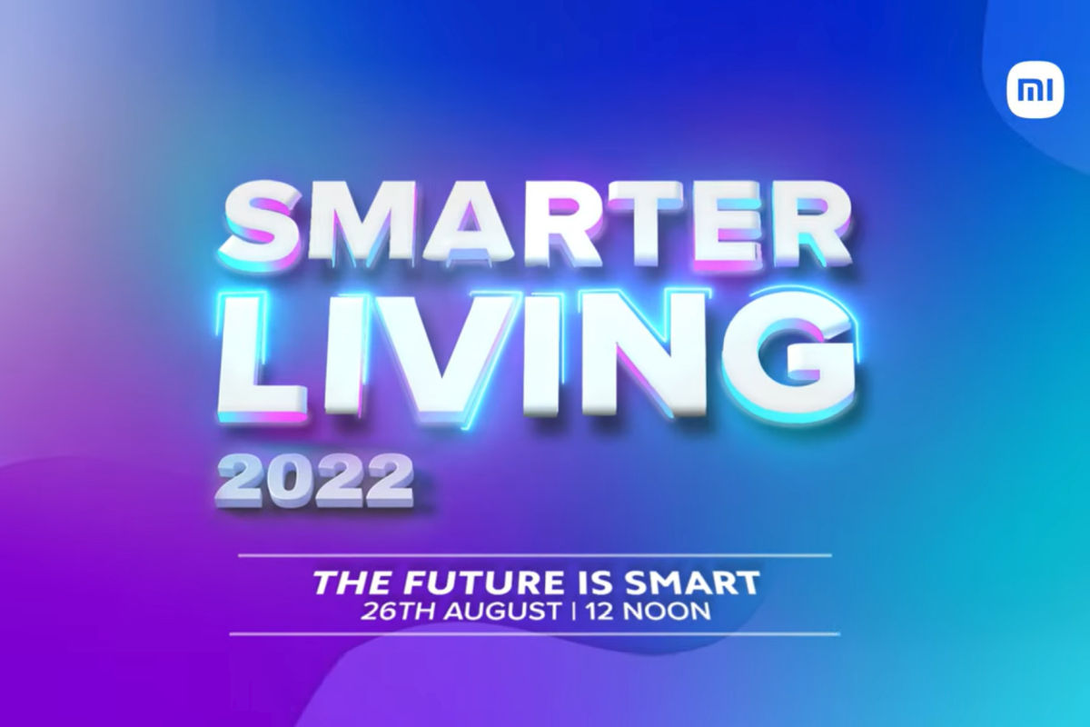 XIaomi Mi Smarter Living 2022