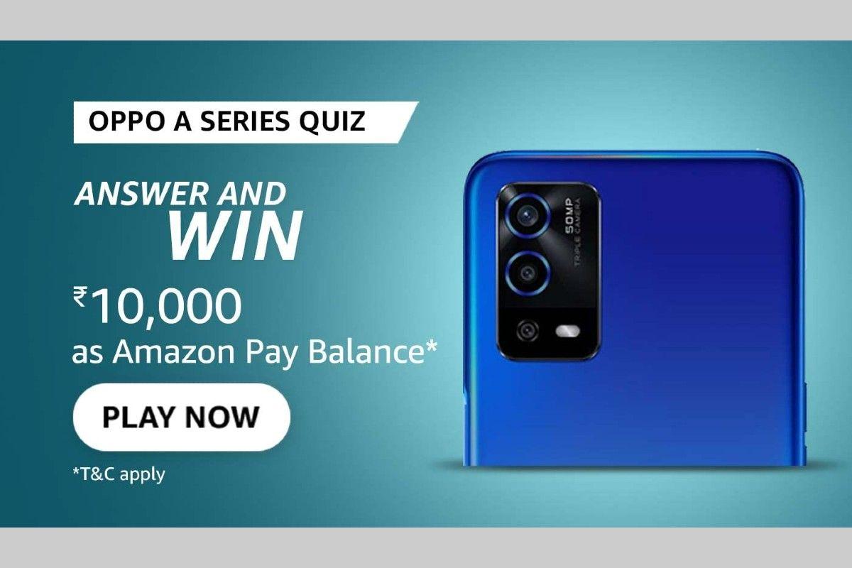 Amazon OPPO A Series Quiz