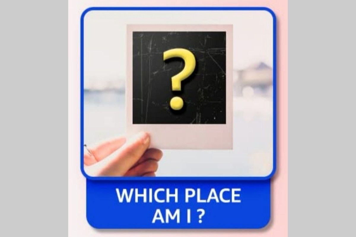 Amazon Riddle Which Place Am I Quiz