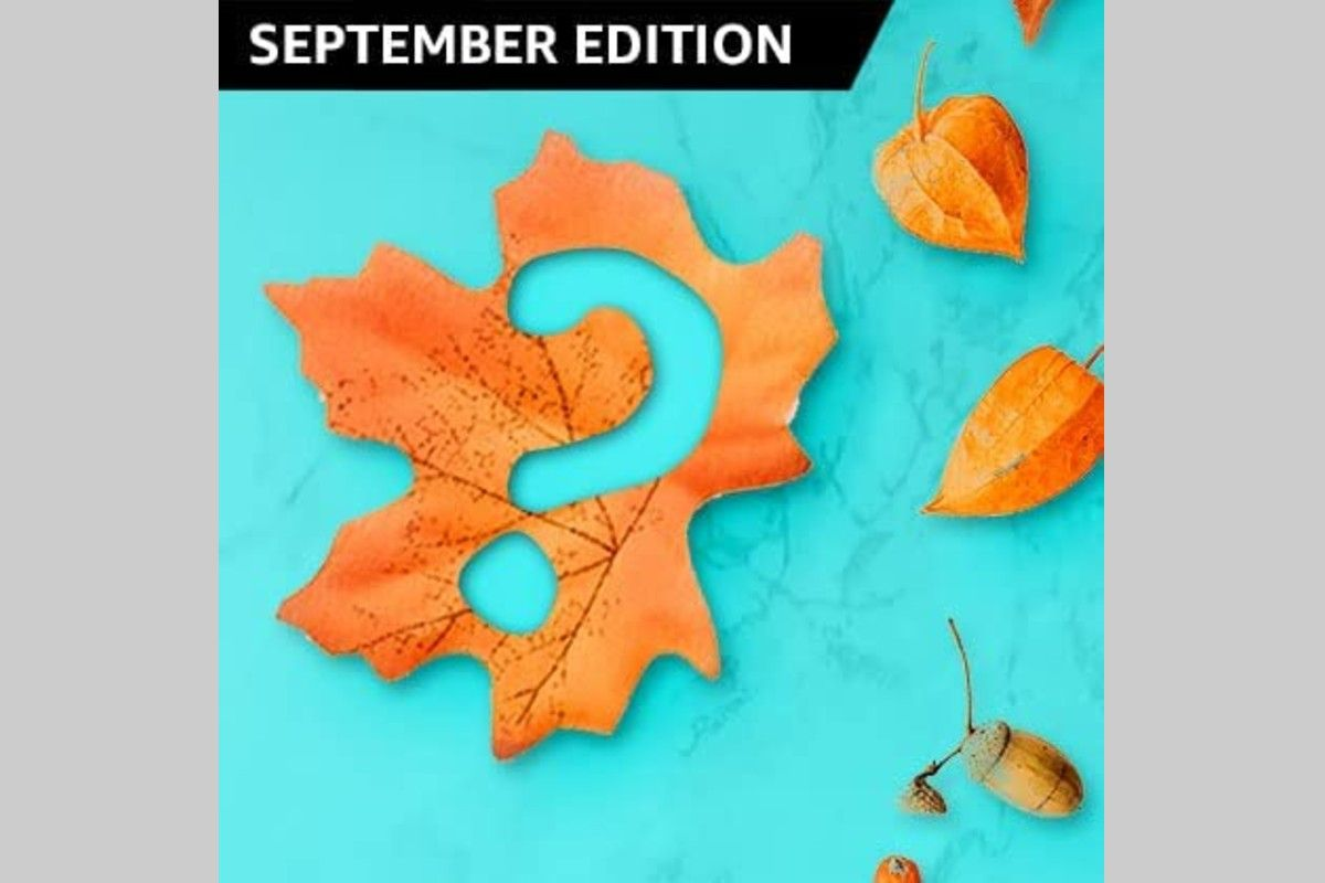 Amazon September Edition Quiz