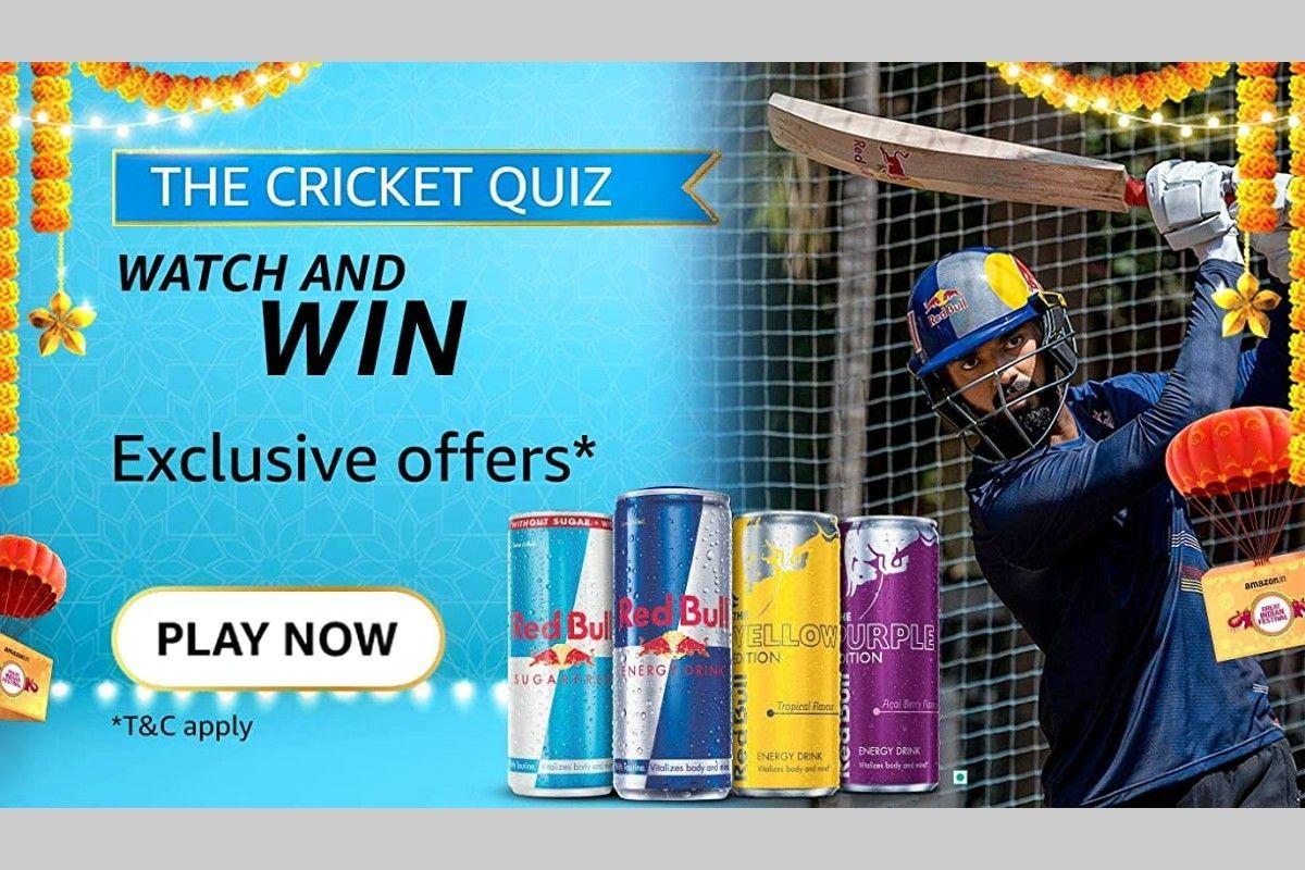 Amazon The Cricket Quiz